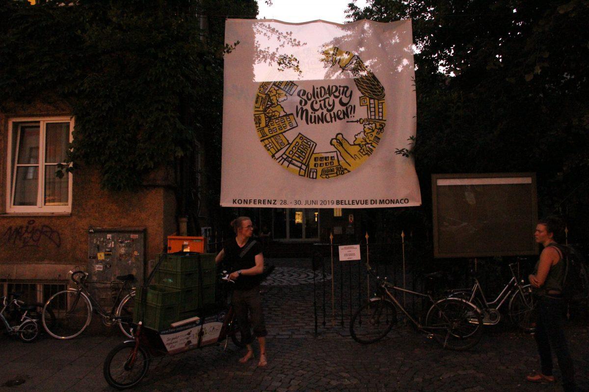Solidarity City München?!